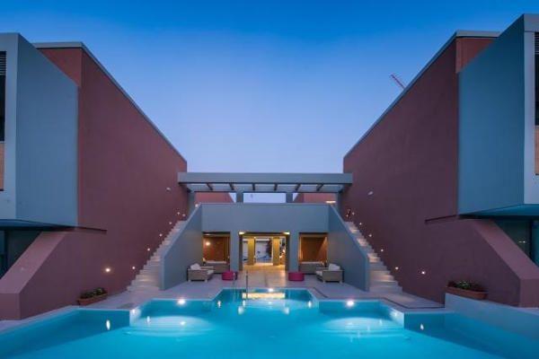 Cooee corissia harmony hotel 4 sterne in georgioupolis for Design hotel kreta