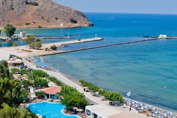 Kreta Hotels Direkt Am Strand  Sterne