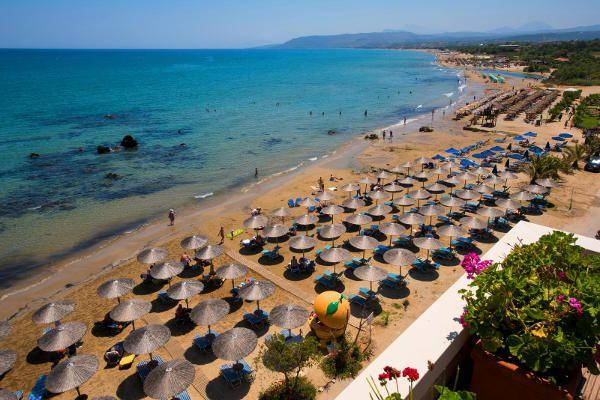 Bilder Hotel Corissia Beach