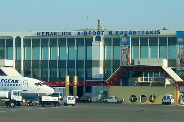 Αποτέλεσμα εικόνας για Crete Heraklion International Airport