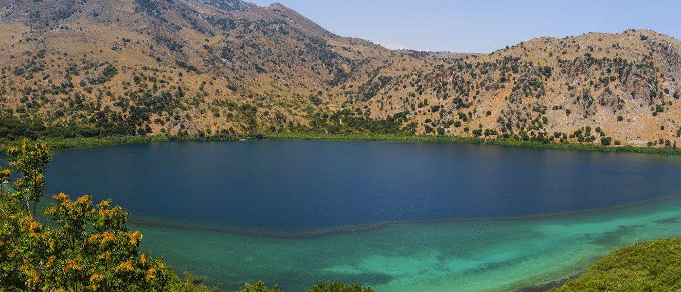 Kaltes, klares Wasser: Kreta und das Süßwasser