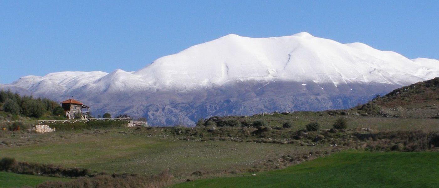 Bergwandern auf Kreta – dreimal hoch hinaus