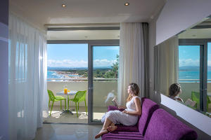 Corissia Princess Hotel Suite in Georgioupolis Kreta