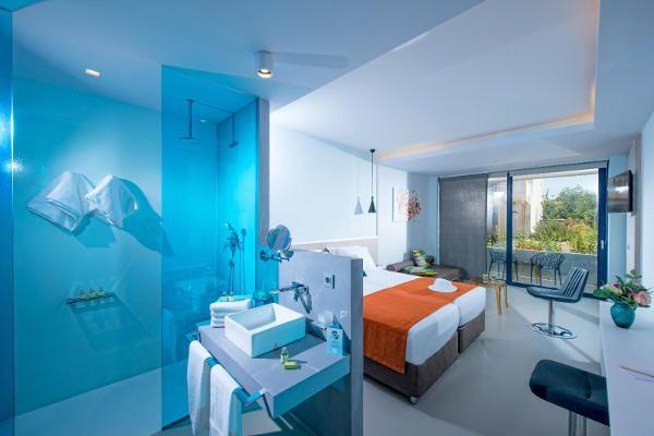 Doppelzimmer Elegant Corissia Harmony Hotel Georgioupolis
